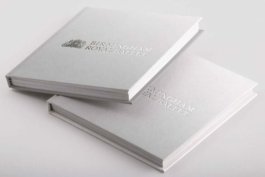 Birmingham Royal Ballet brochure design